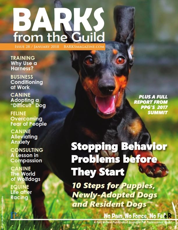 The Pet Professional Guild - News January 2018
