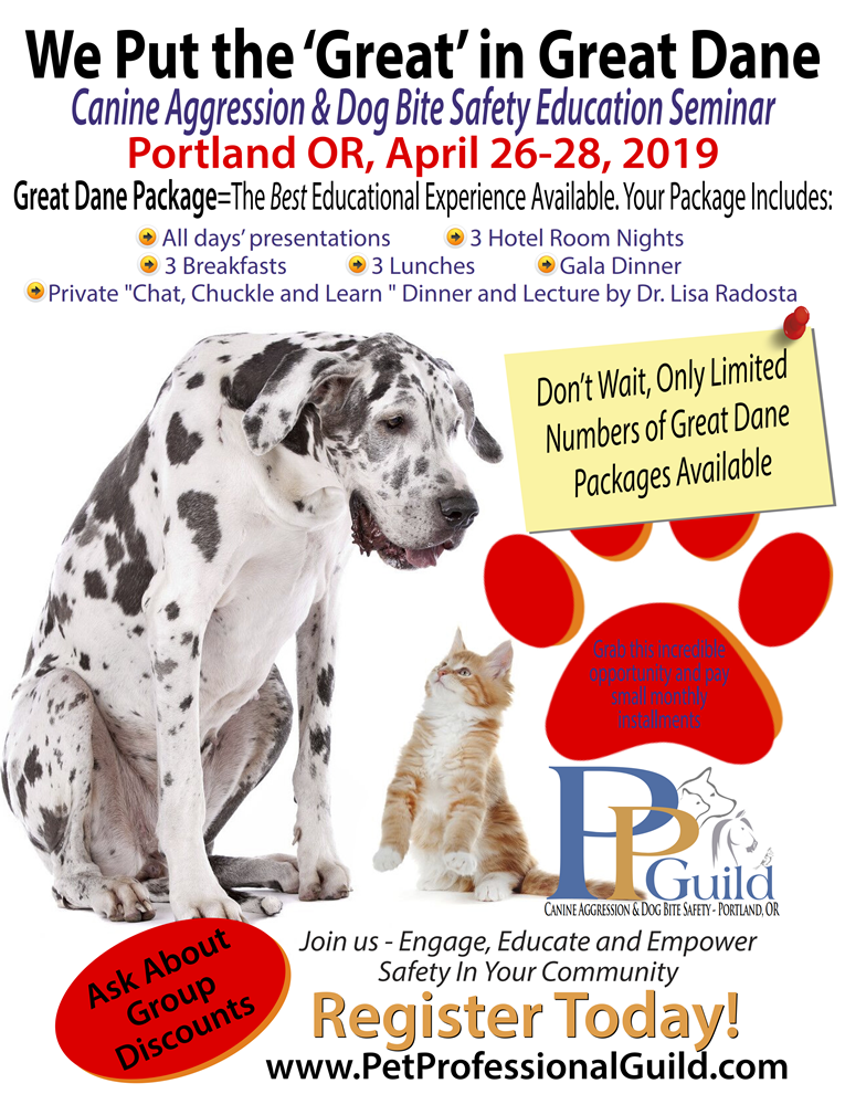 9210368f PPG and co-host Doggone Safe are still offering tickets for the Canine  Aggression and Bite Prevention Education seminar taking place at the Crowne  Plaza ...